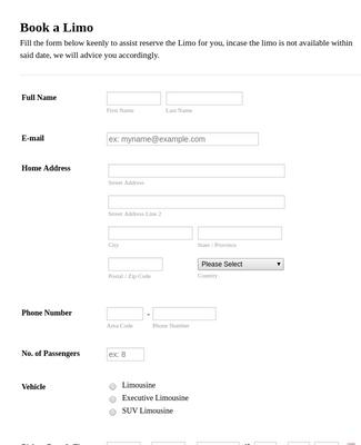 600 Request Forms Jotform