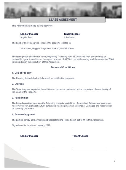 Payment Agreement Template Pdf Templates Jotform